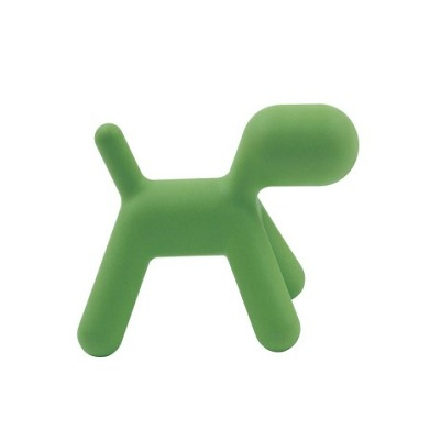 Puppy small green 1360C (MT50)