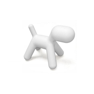 Игрушка Magis Puppy small glossy white 1736C (MT200)