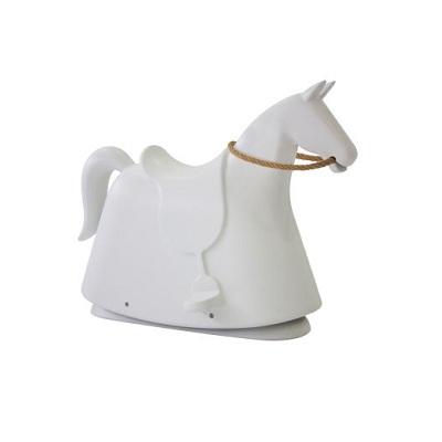 Игрушка MagisROCKY ROCKING HORSE WHITE 1736 (MT310 B)