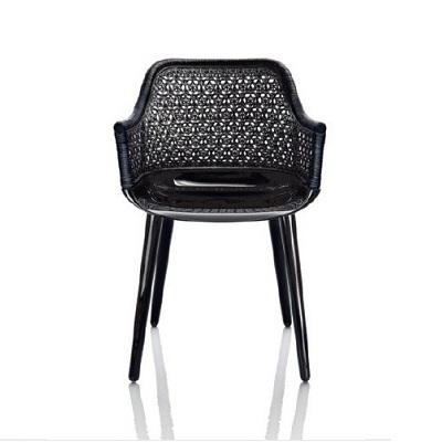 Cyborg chair Elegant black 1763C (SD1714)