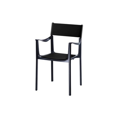 Venice chair black 9005 / black (SD1770)