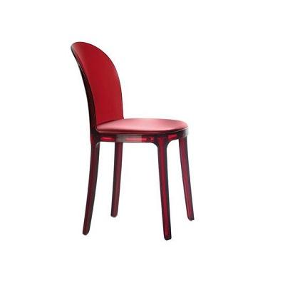 Murano Vanity Chair red 2517TR/burgundy 873 (SD1526)