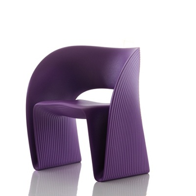 Raviolo chair purple (SD580)