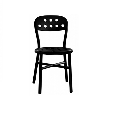 Pipe chair black (SD1000 N)