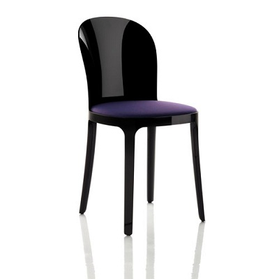 Стул Magis Vanity Chair black /black(SD1510)