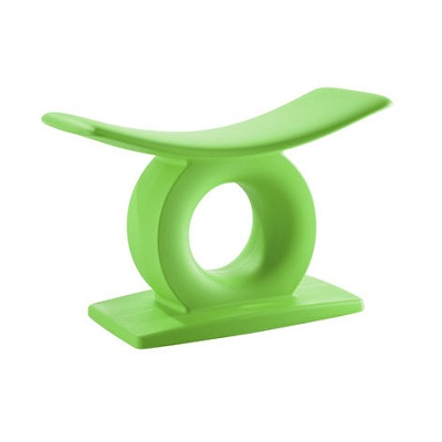 TAM TAM LOW STOOL GREEN 1360 C (SD360 G)