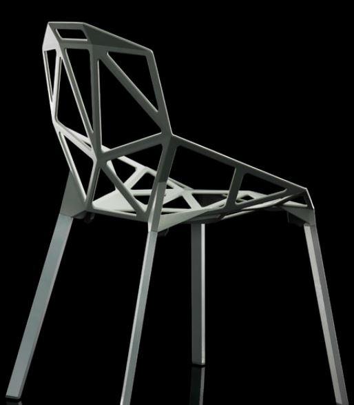 Стул Magis Chair_one white (SD460 WH)
