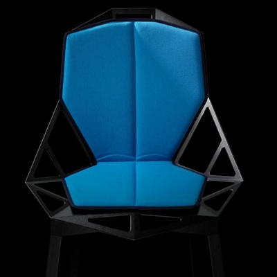 Cuscini chair one sky blue (SD480 BL)