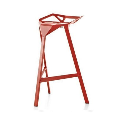Stool_one red (SD 490 R)