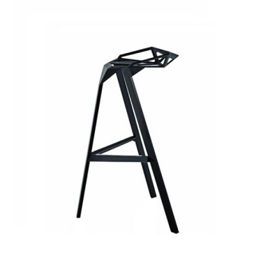Стул Magis Stool_one black (SD 496)