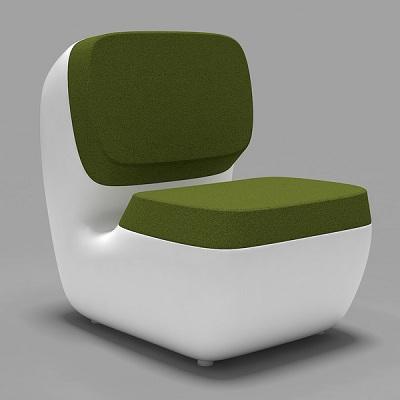 Nimrod low chari white/green(SD52 B/V)