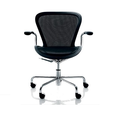 ANETT CHAIR black 1763 (SD940)