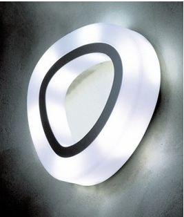Светильник потолочный Marchetti Hole PA-PL nickel polished 79