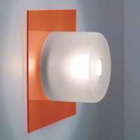 Светильник потолочный Marchetti Ola Quadro arancio