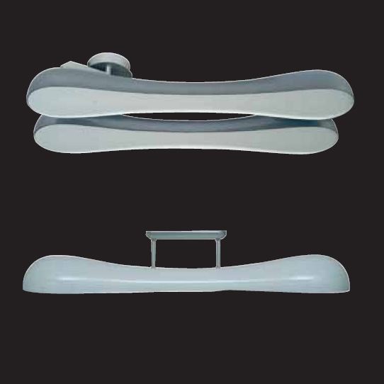 Светильник потолочный Marchetti Biscotto PL2 OR F bianco