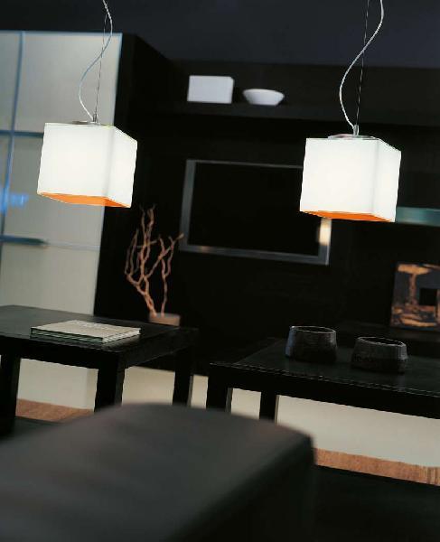 Светильник потолочный Morosini Dice/SO 10 A Top orange (0360SO08A0AL)