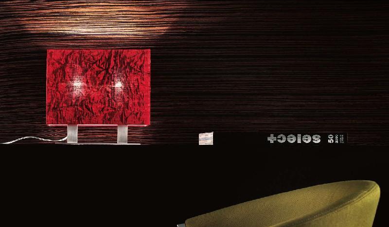 Светильник настольный Morosini Dress R/CO rosso