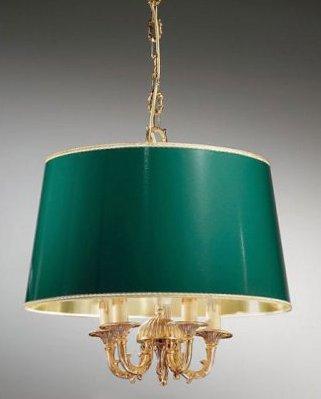 Светильник потолочный Nervilamp S03/5 franch gold