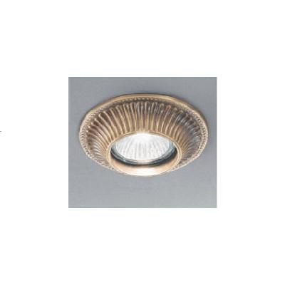 Светильник встраиваемый Nervilamp Z1 gold plated (12)