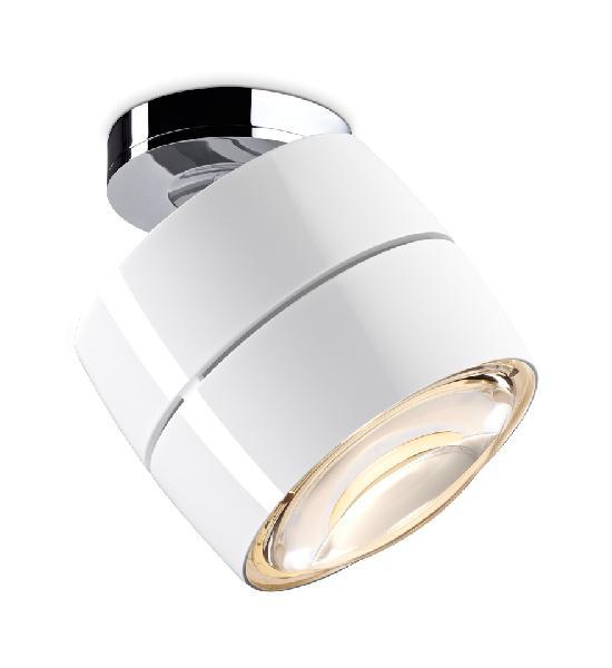 Светильник потолочный Occhio Piu alto2 LED cat. C chrome/bianco (1A2268CB)