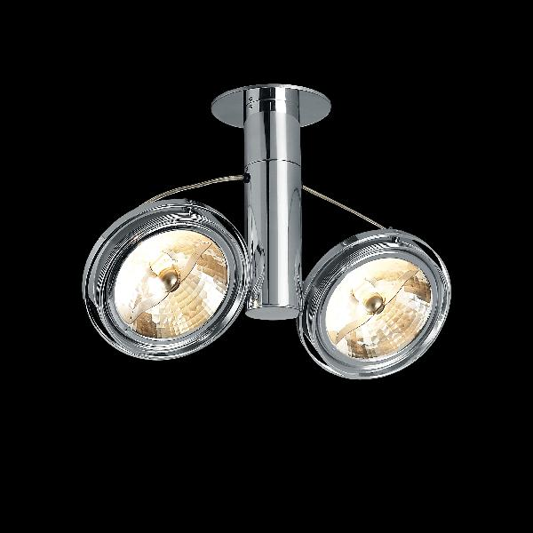Светильник потолочный Oligo 50-2880005 AN LEVEL /Chrom/230V/12V/G 53