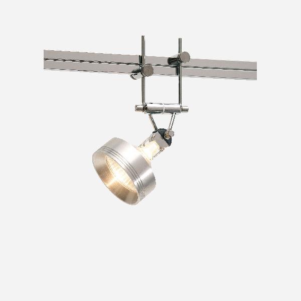 Светильник встраиваемый Oligo 9-46015 9-46015 TO TRAC /Chrome/12V/GU5,3/MR16