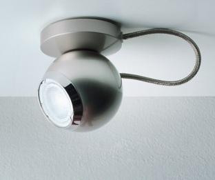 Светильник настенный Studio Italia Design EYE AP PL CR CR (137002)