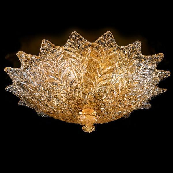 Светильник потолочный Sylcom 1140/60 D GR. CR