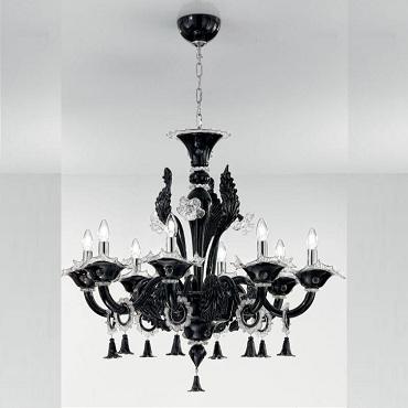 Светильник потолочный Sylcom 1377/8 NE CR