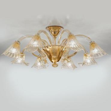 Светильник потолочный Sylcom 1480/6 K CR