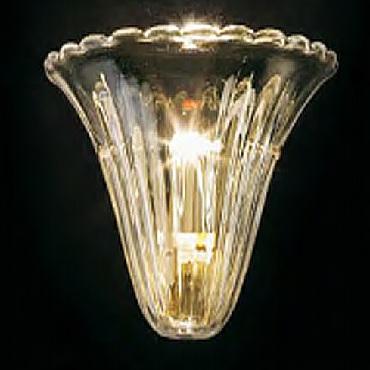 Светильник настенный VintageNuba AP25 gold