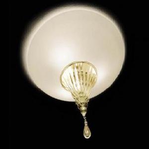 Светильник потолочный Vintage Poison PL60 bianco/oro