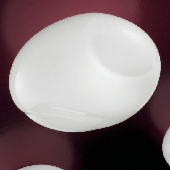 Светильник настольный Vistosi EXPO. Munega tav gran bianco E27