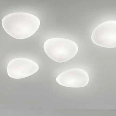 Светильник потолочный Vistosi EXPO. Neochic PL bianco bianco E27