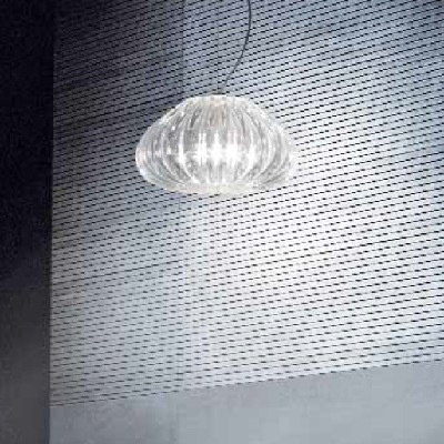 Светильник потолочный VistosiEXPO. diamante SP 50 Cristallo/nichelE27