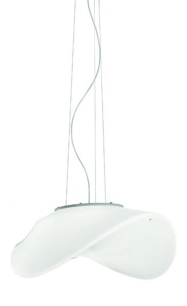 Светильник подвесной VistosiBALANCE SOSPEGRANDBIANCO NICHEL E27BALANCE SOSPEGRAND