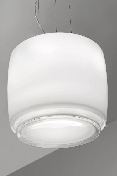 Светильник подвесной Vistosi BOT SOSPE 35BIANCO CRISTAL BIANCO E27 SPBOT35BC