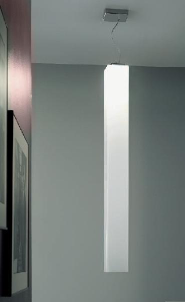 Светильник подвесной Vistosi Tubes SP 60 bianco SPTUBES60BCNI