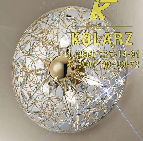 потолочный светильник Kolarz 0106.16M.3.SsT