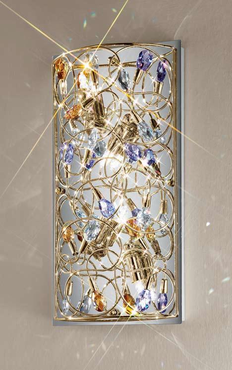 настенный светильник Kolarz 0106.64.3.SsTAV