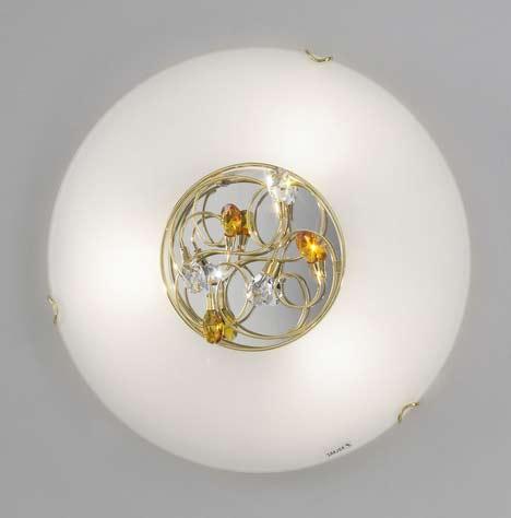 потолочный светильник Kolarz 0107.13.3.SsTA