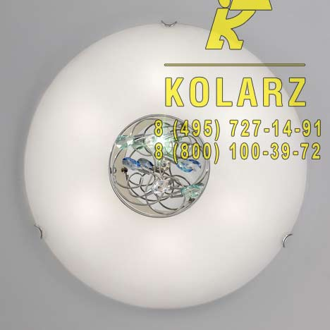 потолочный светильник Kolarz 0107.16.5.SsTBG