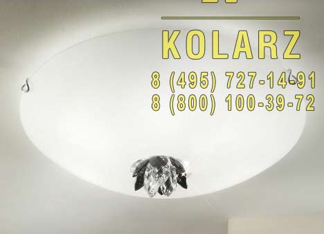 потолочный светильник Kolarz 0111.16.5.KoTBk