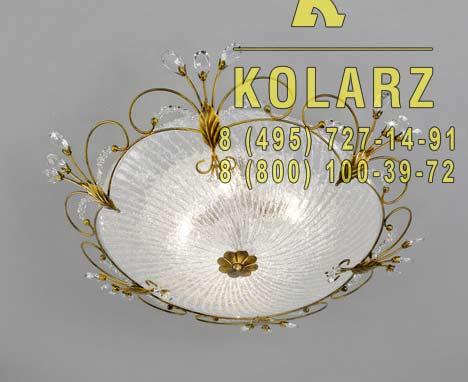 потолочный светильник Kolarz 0118.14.GA.KpT