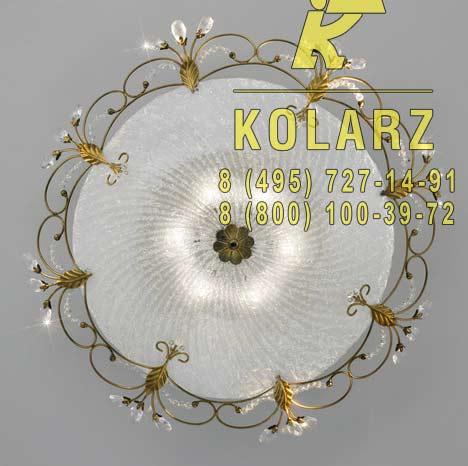 потолочный светильник Kolarz 0118.16.GA.KpT