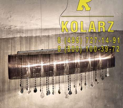 люстра Kolarz 0240.87.5.F.Bk.ETBk