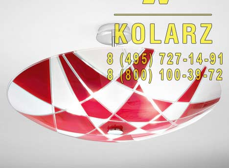 потолочный светильник Kolarz 0296.55L.5.WR