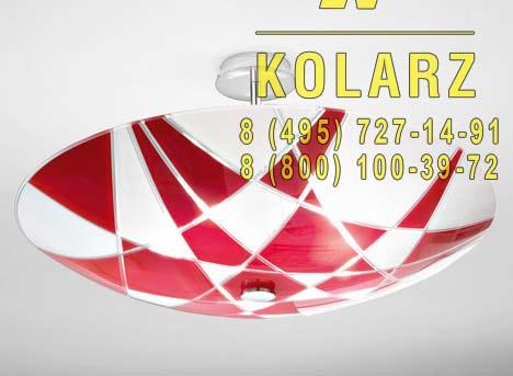 потолочный светильник Kolarz 0296.55M.5.WR