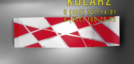 настенный светильник Kolarz 0296.61S.5.41.WR