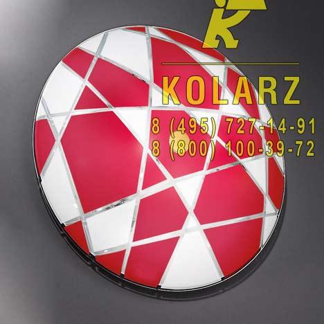 потолочный светильник Kolarz 0296.U13.3.WR